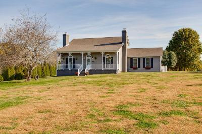 Columbia Single Family Home Under Contract - Not Showing: 301 Lake Circle