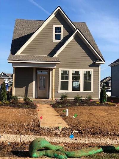 Spring Hill Single Family Home For Sale: 112 Harvest Point Blvd Lot 330