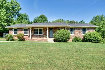 Williamson County Single Family Home Under Contract - Showing: 7310 Dogwood Dr