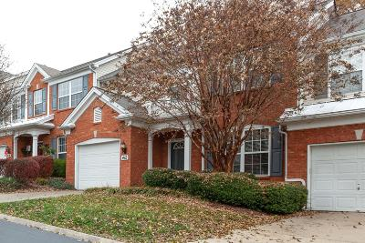 Brentwood Condo/Townhouse For Sale: 412 Old Towne Dr