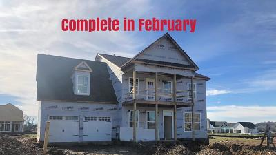 Hendersonville Single Family Home For Sale: 564 Nottingham Avenue #511
