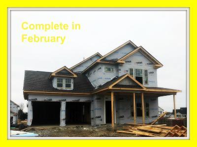 Hendersonville Single Family Home For Sale: 616 Penhurst Place # 521