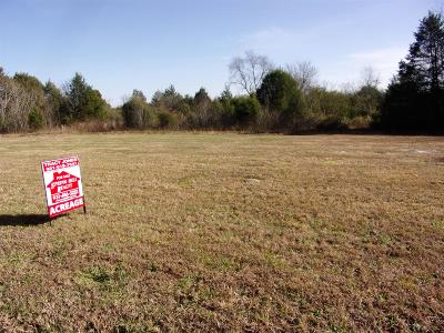 Rutherford County Residential Lots & Land For Sale: 11802 Mount Vernon Rd N