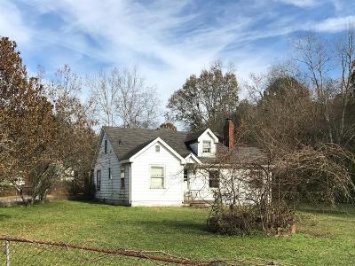 Goodlettsville Single Family Home For Sale: 2316 Baker Station Rd