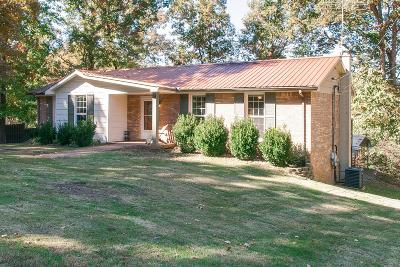 Dickson Single Family Home For Sale: 303 Jackson Rd