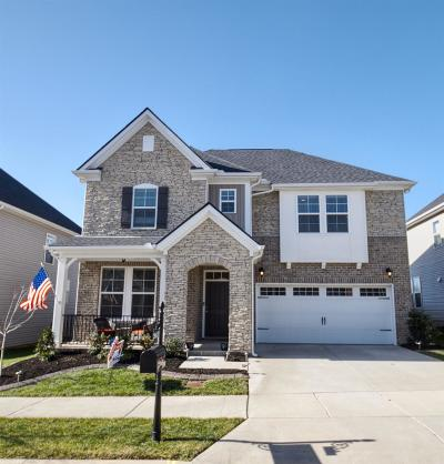 Hermitage Single Family Home For Sale: 2861 Whitebirch Dr