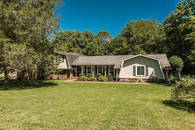 Gallatin Single Family Home For Sale: 1027 Hickory Harbor Drive