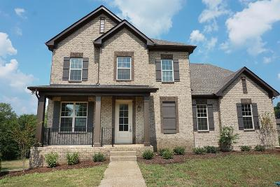 Gallatin Single Family Home For Sale: 1114 Claire Court Lot 43