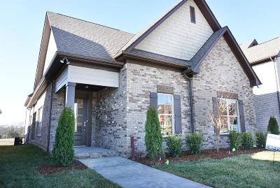 Gallatin Single Family Home For Sale: 1052 Ambling Way Lot 156