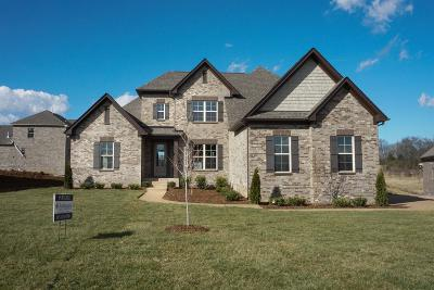 Gallatin Single Family Home For Sale: 1107 Yearling Place Lot 9