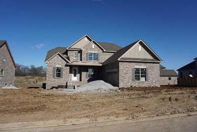 Gallatin Single Family Home For Sale: 1016 Appaloosa Way Lot 7