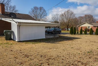 Christian County Single Family Home For Sale: 362 W Nashville