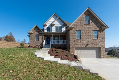 Clarksville TN Single Family Home Under Contract - Not Showing: $375,000