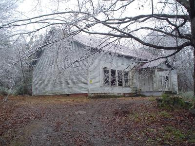 Sumner County Single Family Home For Sale: 2855 Oak Grove Church Rd