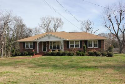 Lewisburg Single Family Home For Sale: 781 Hull Ave