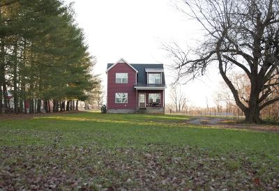 Bradyville Single Family Home Under Contract - Not Showing: 6560 Jim Cummings Hwy