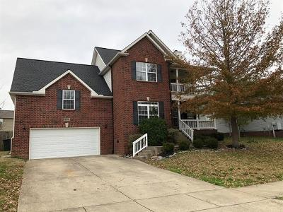 Spring Hill Rental Under Contract - Not Showing: 1269 Chapmans Retreat Dr