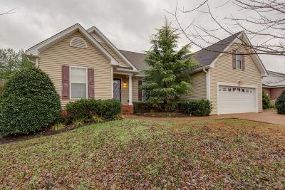 Gallatin Single Family Home For Sale: 186 Putter Point Dr