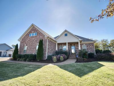 Gallatin Single Family Home For Sale: 142 Spencer Springs Dr