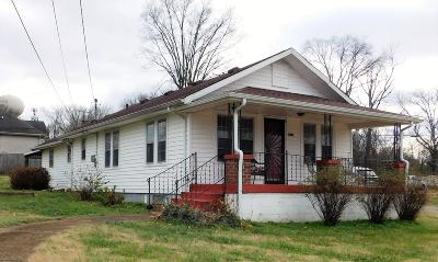 Davidson County Single Family Home Under Contract - Not Showing: 400 Pitts Ave