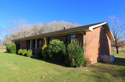 Linden Single Family Home For Sale: 7351 Highway 438 W