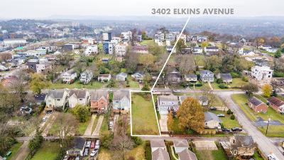 Residential Lots & Land For Sale: 3402 Elkins Ave