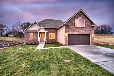 Clarksville TN Single Family Home Under Contract - Showing: $190,000