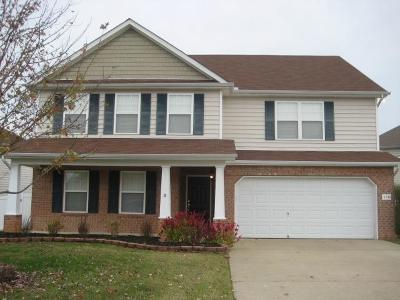 Murfreesboro Rental For Rent: 5790 Roxbury Dr