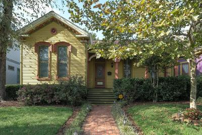Nashville Single Family Home For Sale: 517 Fatherland St