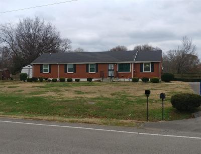 Nashville Single Family Home Under Contract - Not Showing: 563 Watsonwood Dr