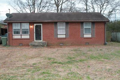 Wilson County Single Family Home Under Contract - Not Showing: 113 Westlynn Dr