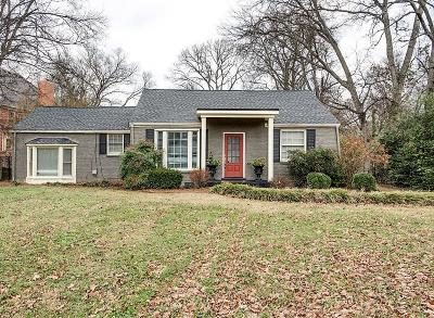 Green Hills Single Family Home Under Contract - Showing: 965 Graybar Ln