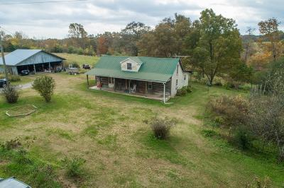 Franklin Single Family Home For Sale: 7622 Pewitt Rd