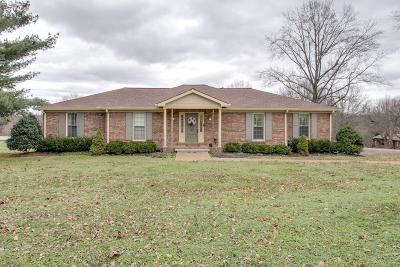 Old Hickory Single Family Home For Sale: 5401 Valley Dr