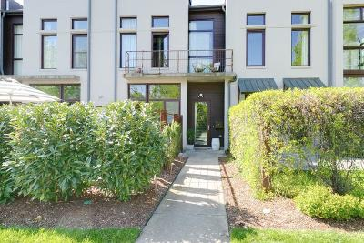Condo/Townhouse Under Contract - Showing: 1620 Linden Ave