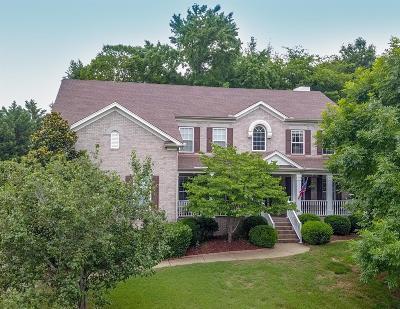 Hendersonville Single Family Home For Sale: 124 Shorecrest Cir