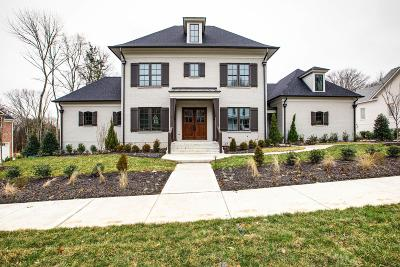 The Grove Single Family Home For Sale: 8645 Belladonna Dr (Lot 7035)
