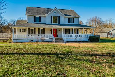 Adams Single Family Home Under Contract - Showing: 676 Durham Rd