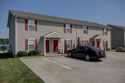 Clarksville Multi Family Home Under Contract - Not Showing: 244 Executive Ave Bldg 2