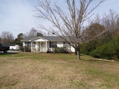 Leoma TN Single Family Home Under Contract - Not Showing: $94,900