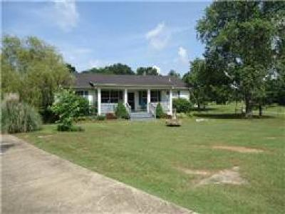 Marshall County Single Family Home For Sale: 3660 Harber Ln