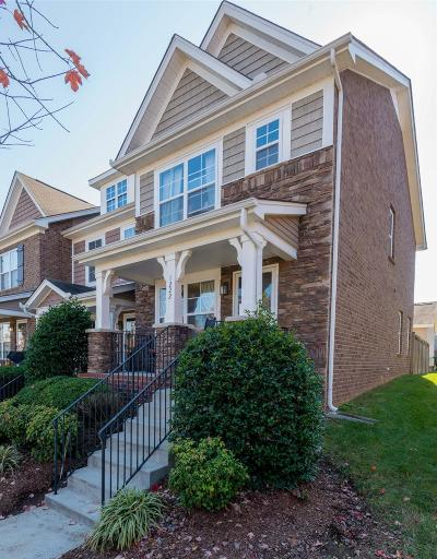 Hermitage Single Family Home For Sale: 1222 Riverbrook Dr