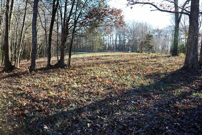 Williamson County Residential Lots & Land For Sale: 7130 Old Cox Pike