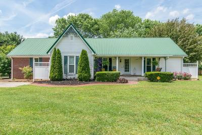 Mount Juliet Single Family Home For Sale: 322 Toby Trl