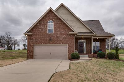 Gallatin Single Family Home Under Contract - Showing: 926 Morningstar Ct