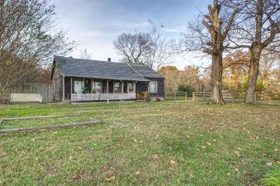 Franklin Single Family Home For Sale: 5950 Pinewood Rd