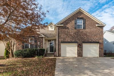 Hendersonville Single Family Home Under Contract - Not Showing: 134 Vintage Cir