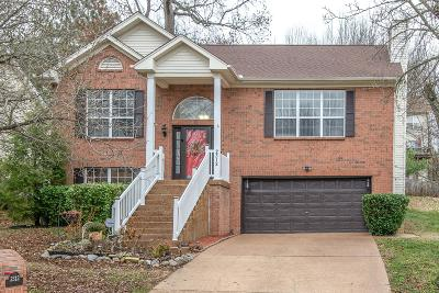 Hermitage Single Family Home Under Contract - Not Showing: 2312 Willesden Green Ct