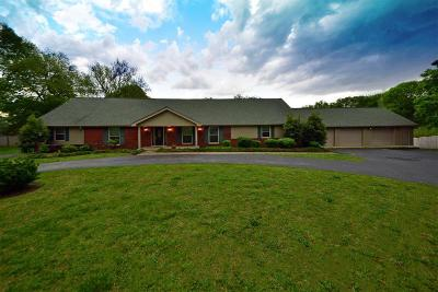 Hendersonville Single Family Home For Sale: 103 Stonewall Ct