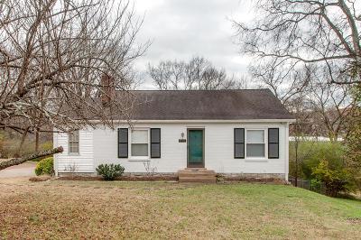 Inglewood Single Family Home For Sale: 3706 Inglewood Cir S